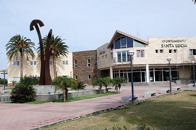Ayuntamiento de Santa Lucía, oficinas de Vecindario
