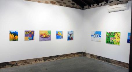 23 cuadros infantiles colorean de vida y alegría la Casa de Saturninita, en Maspalomas