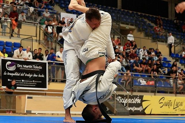 Islas Canarias Open de Jiu-Jitsu brasileño