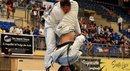 La II edición del Islas Canarias Open de Jiu-Jitsu brasileño reúne a más 270 participantes de 15 academias