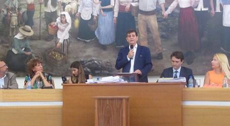 Santiago Rodríguez, elegido alcalde de Santa Lucía con los votos de La Fortaleza, AV, PP y Podemos