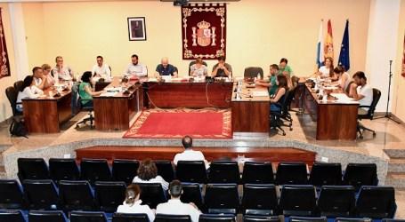 El Ayuntamiento de Mogán celebra la primera sesión plenaria del mandato 2019-2023