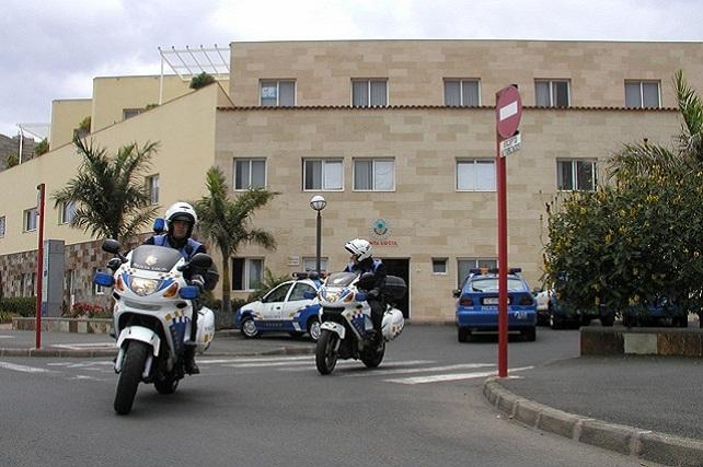 Policía Local de Santa Lucía