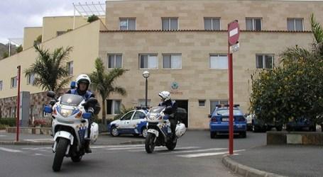 El Ayuntamiento felicita a los agentes que fueron premiados el Día de la Policía Canaria