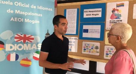 El Ayuntamiento apoya el proyecto de la EOI para la formación del profesorado en la modalidad de la inclusión