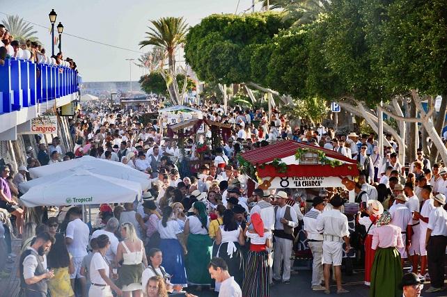 Fiestas del Carmen 2019, romería