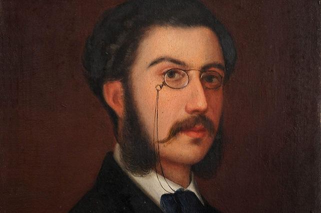 Juan del Castillo Westerling, autorretrato