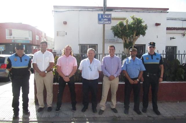 Ley de Memoria Histórica en Santa Lucía