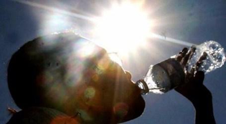 Alerta en San Bartolomé de Tirajana y Santa Lucía por altas temperaturas
