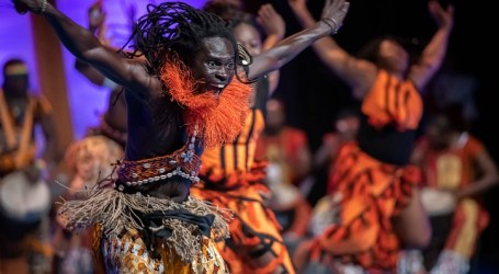 Festival Internacional de Folclore de Ingenio ¡Africa!