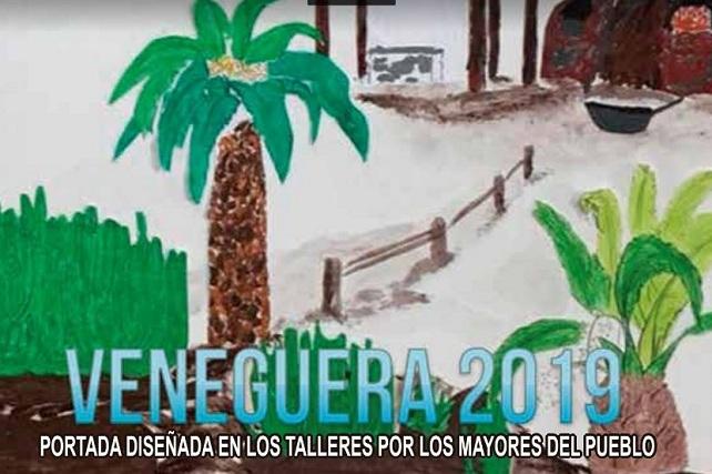 Fiestas de Veneguera 2019, diseñada por los mayores