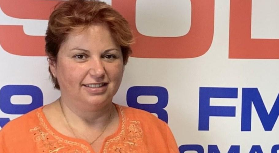Pino Dolores Santana, concejala de CC