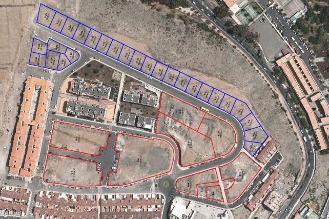 Suelo para viviendas sociales en la Loma de Pino Seco
