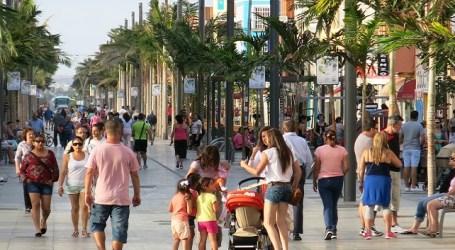 NC rechaza rotundamente la intención de reabrir la Avenida de Canarias al tráfico