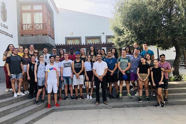 Santa Lucía-Jóvenes europeos-Participación Ciudadana