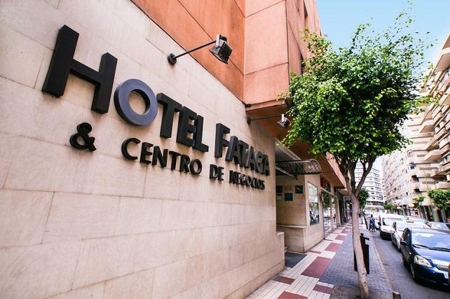 Hotel Fataga, en Las Palmas de Gran Canaria