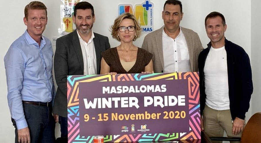 Maspalomas Winter Pride 2020