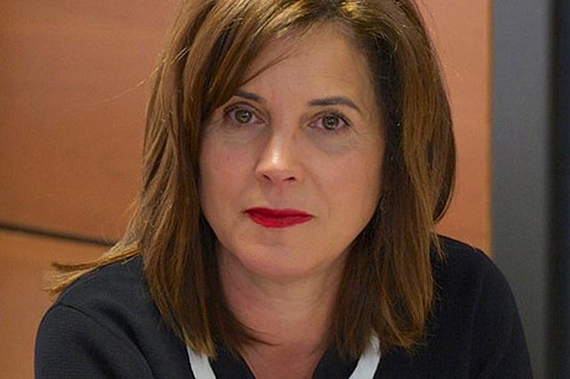 Teresa Cruz, consejera de Sanidad