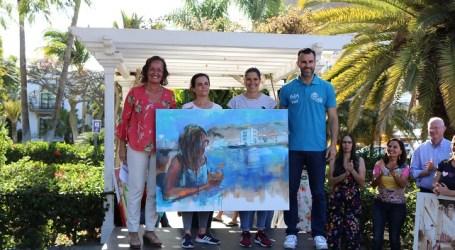 El Certamen de Pintura Rápida de Playa de Mogán alcanza en 2020 su décima edición consecutiva