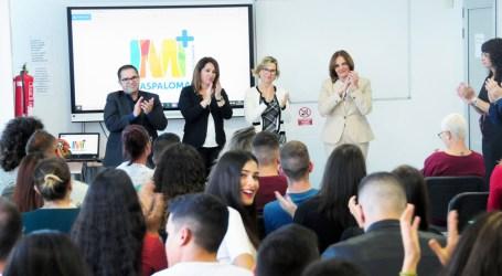 El alumnado del PFAE de San Bartolomé de Tirajana recibe sus acreditaciones profesionales