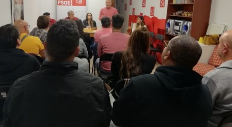 El PSOE de Santa Lucía manifiesta sus reservas ante la invitación de formar parte del grupo de Gobierno