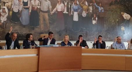 El alcalde de Santa Lucía firma los decretos que incorporan a los siete concejales de NC al grupo de Gobierno