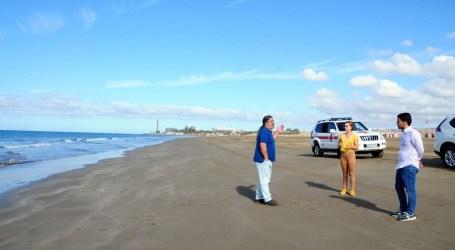 Las playas tirajaneras vuelven a la normalidad y reabren garantizando ser un destino seguro