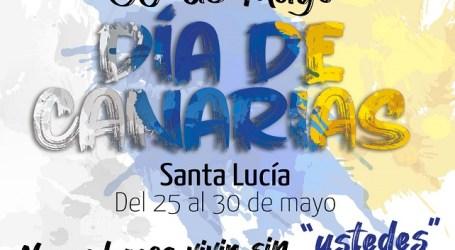 El Ayuntamiento de Santa Lucía reivindica el dialecto canario por el Día de Canarias
