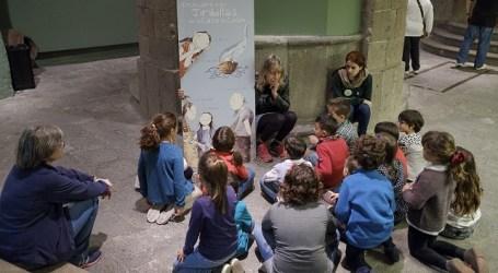 Los DEAC, un recurso para educar la sensibilidad y suscitar emociones en el público Los Departamento de Educación y Acción Cultural se han convertido en herramientas imprescindibles en los centros museísticos del Cabildo