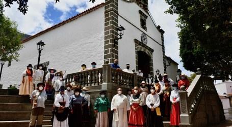Mogán presenta ante San Antonio El Chico lo mejor de su cosecha