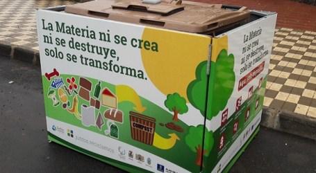 El Ayuntamiento vuelve a realizar el servicio de recogida de los residuos orgánicos