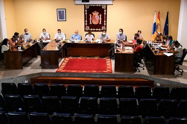 Mogán solicitará al Cabildo municipalizar los accesos a Arguineguín desde la GC-1 y la GC-500 Con la municipalización el Ayuntamiento tendrá competencias en el mantenimiento de la vía y las zonas verdes