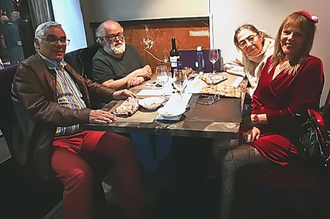 """La """"embajada cultural"""" canaria en Madrid: ha muerto Heidi Medina Maspalomas News ofrece a sus lectores un artículo de opinión de Luis León Barreto, escritor y periodista"""