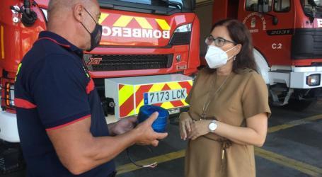 El Ayuntamiento de San Bartolomé de Tirajana adapta la flota de bomberos a la normativa europea