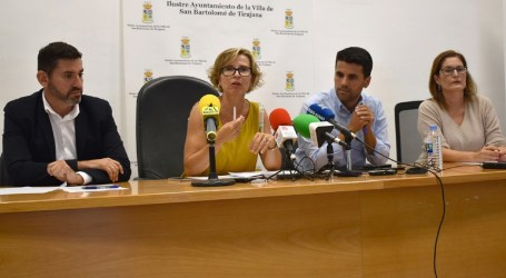 El grupo de Gobierno del Ayuntamiento de San Bartolomé de Tirajana renuncia a la subida salarial