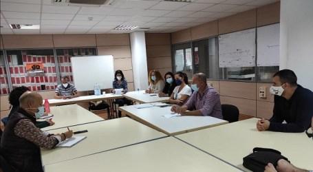 El PSOE de Santa Lucía mantiene una ronda de encuentros con las secciones sindicales del Ayuntamiento