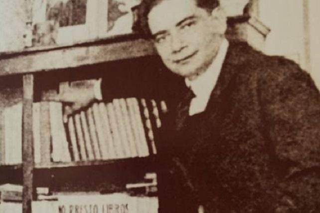 Evocando a Tomás Morales desde Cuba (IV) Este año conmemoramos el centenario del fallecimiento del gran poeta grancanario Tomás Morales (Moya, 1884-Las Palmas de Gran Canaria, 1921), considerado como el máximo representante del modernismo lírico insular.