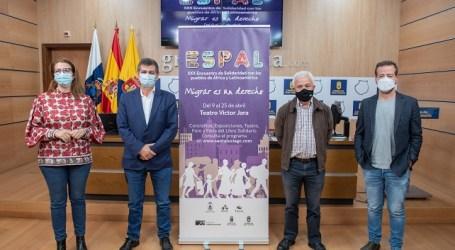 """ESPAL celebra sus 30 años de solidaridad y cultura con la defensa de que """"Migrar es un derecho"""""""
