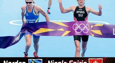 Las dos triatletas que protagonizaron el final más famoso de la historia del triatlón volverán a encontrarse en el Challenge de Mogán