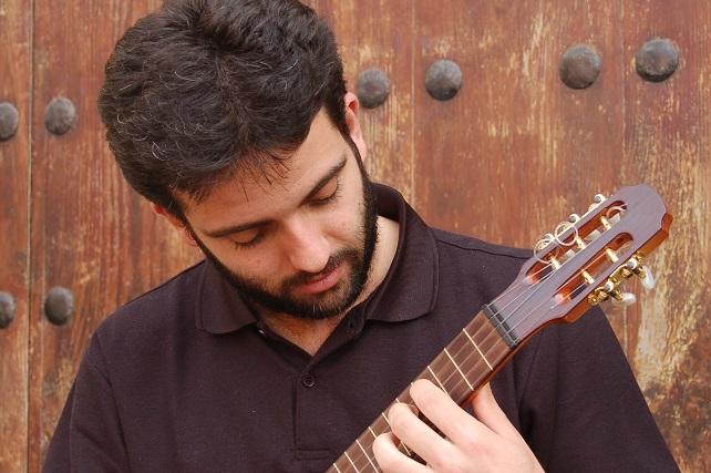Misael Jordán, músico