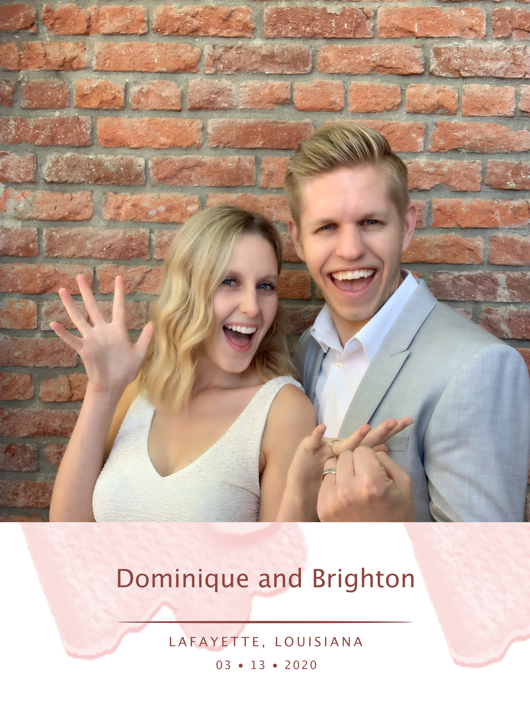wedding digital overlay 8 1