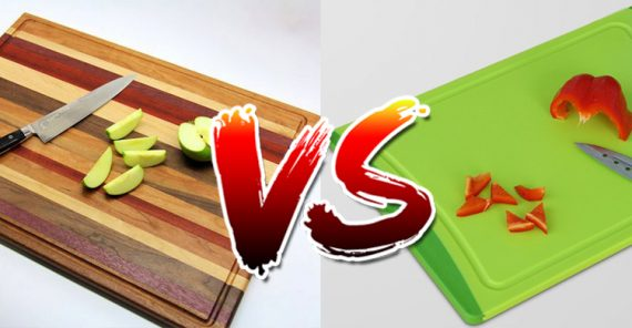 Mana yang Lebih Aman, Talenan Kayu atau Plastik?