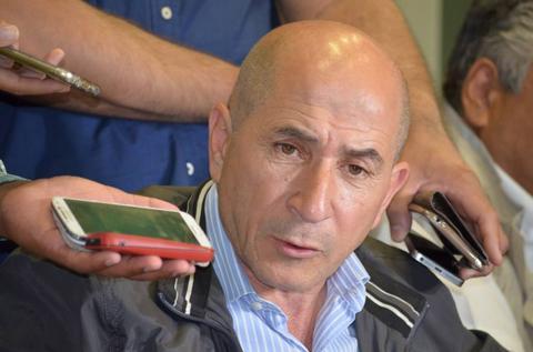 José Lludgar, Secretario general del sindicato Jerárquicos.
