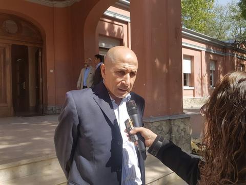 José Lludgar, líder de los Petroleros Jerárquicos.