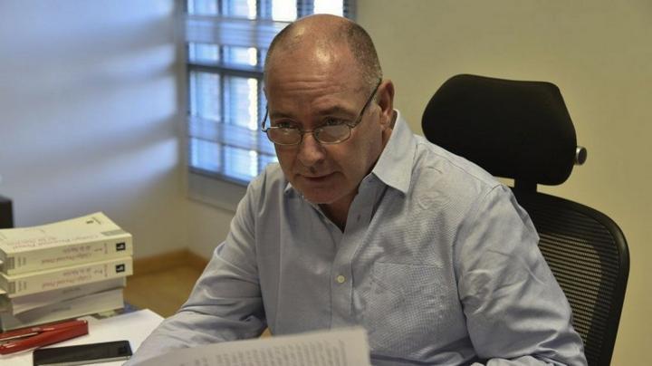 Miguel Ángel Meyer (Foto El Patagónico)