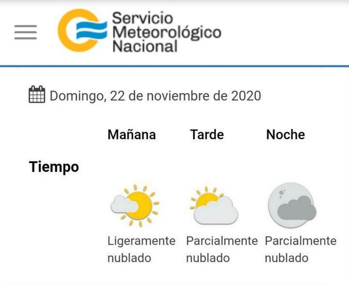 clima 2020-11-22