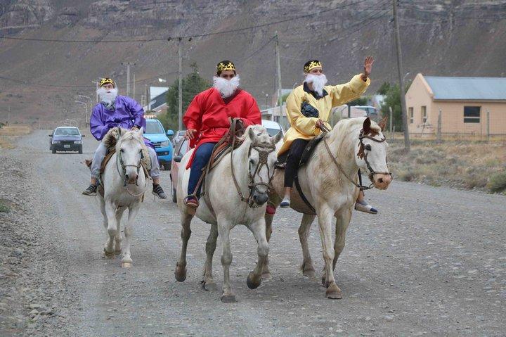 Reyes Magos Calafate 1