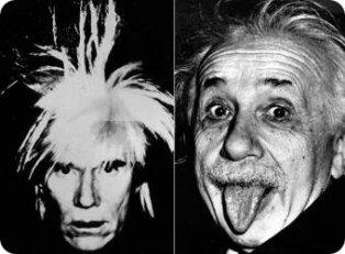 A personajes ilustres como Charles Darwin, Albert Einstein, el artista Andy Warhol o el cineasta Steven Spielberg se les atribuye síndrome de Asperger.-