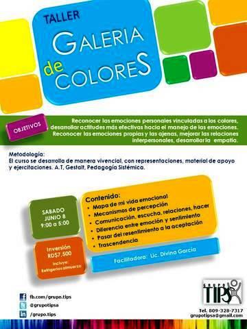 Galeria Colores