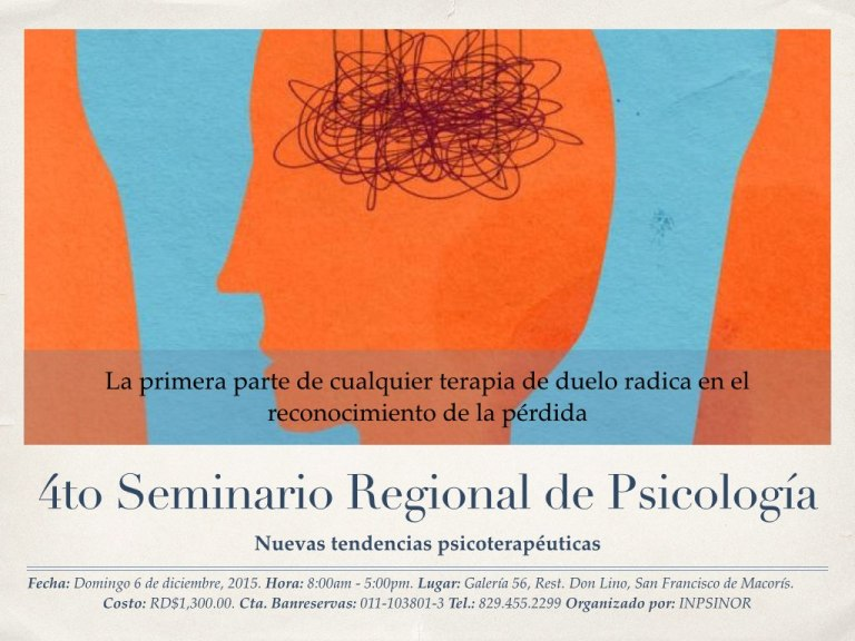 4to seminario INPSINOR 2015